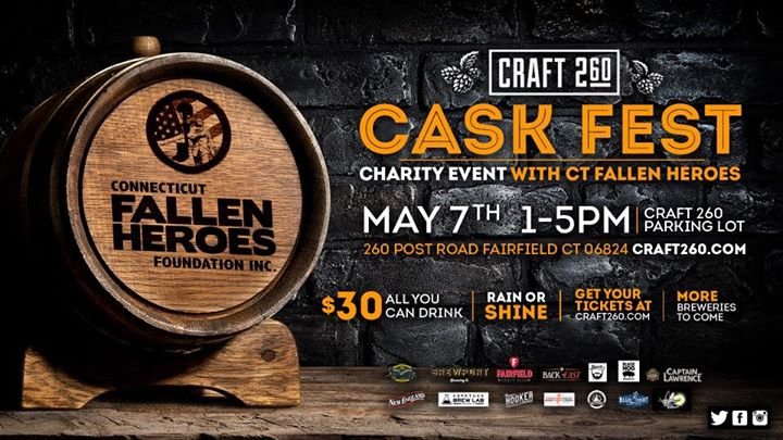 Craft260 cask fest black hog for Craft 260 fairfield ct